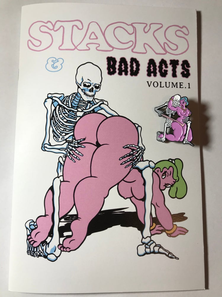 Image of Stacks & Bad Acts Volume:1 Combo