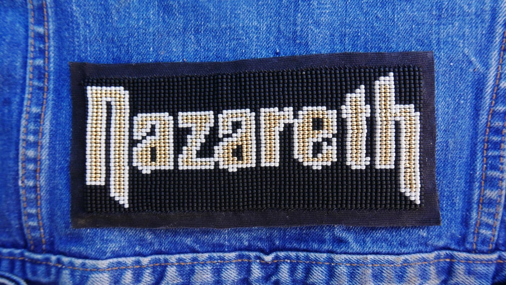 Image of Nazareth patch