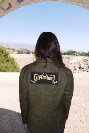 Image of Girlschool Patch