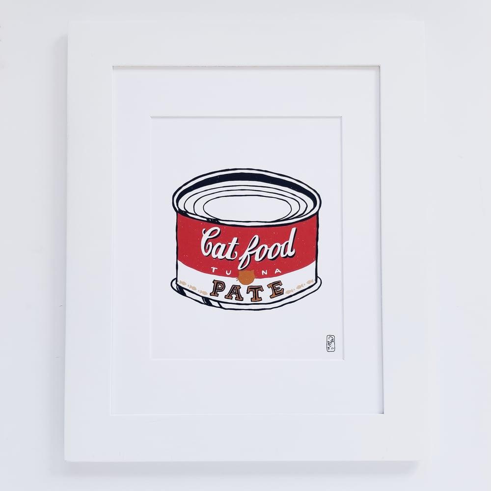 Image of Cat Food