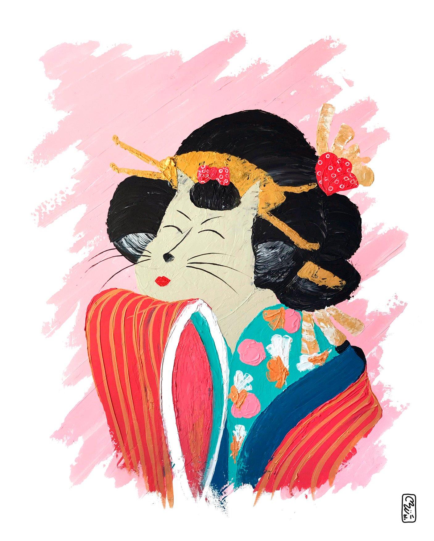 Image of Edo Kitty