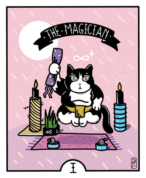 Image of The Magician