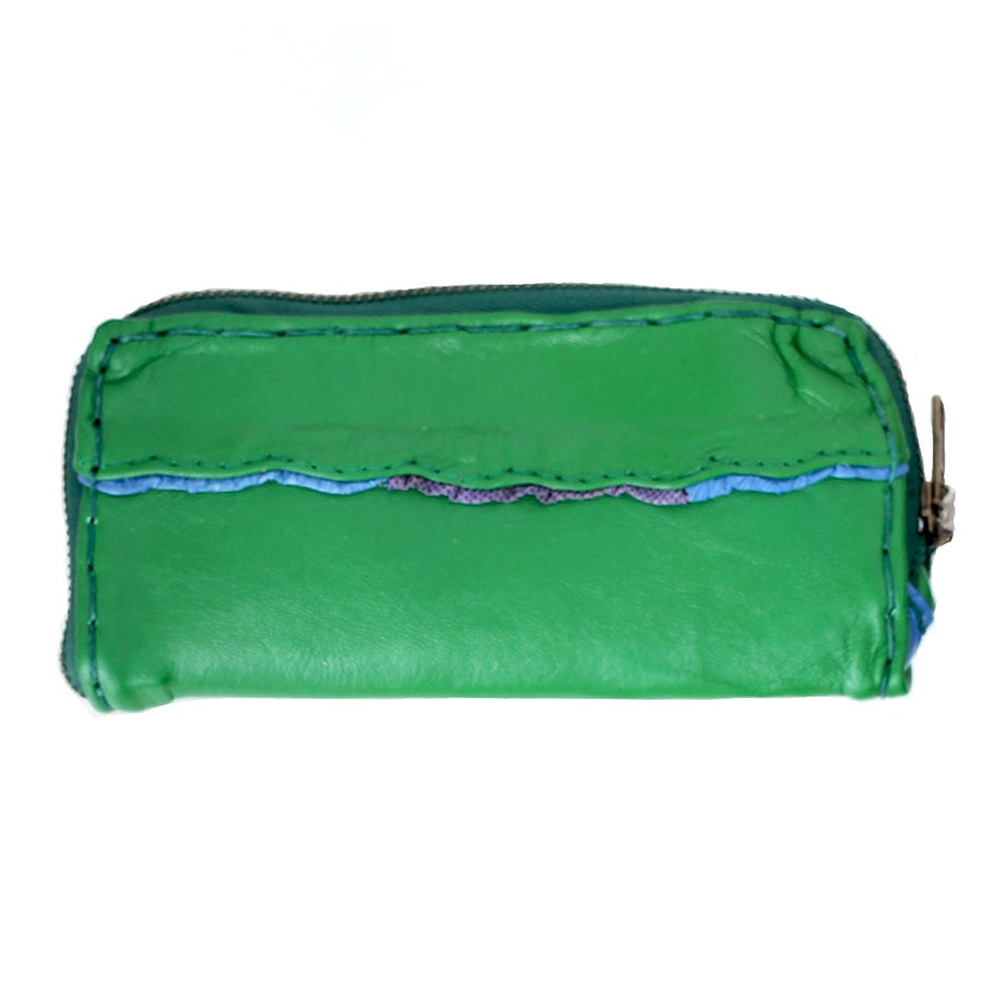 Image of Oso wallet - green