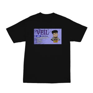 Image of UA:LA QUIRK TEE - VEIL | EXCLUSIVE ONE TIME RELEASE