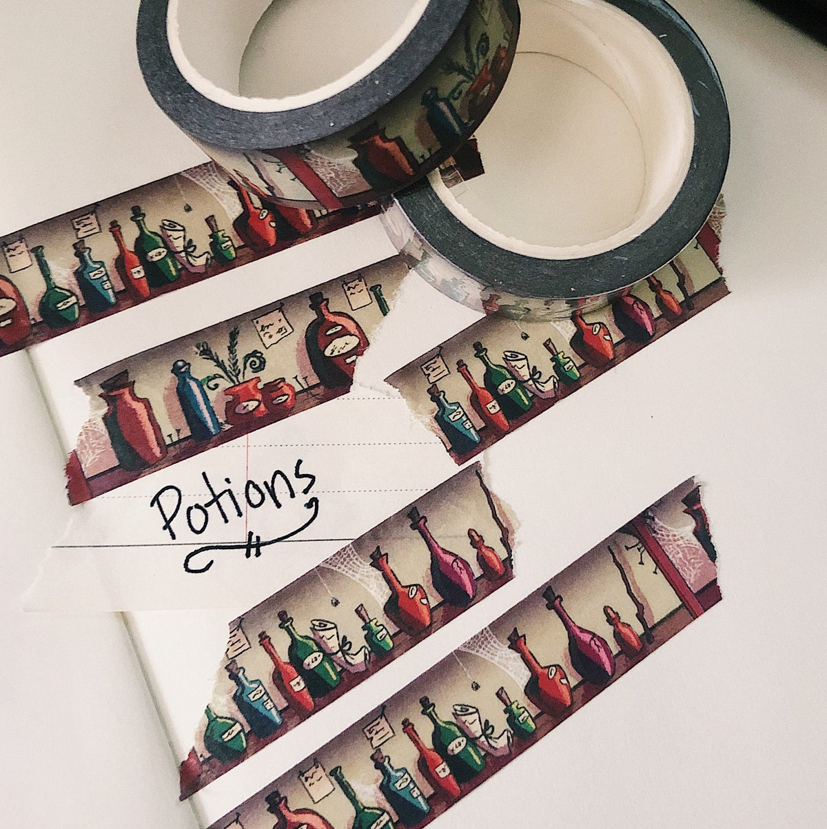 Image of Potions Washi Tape