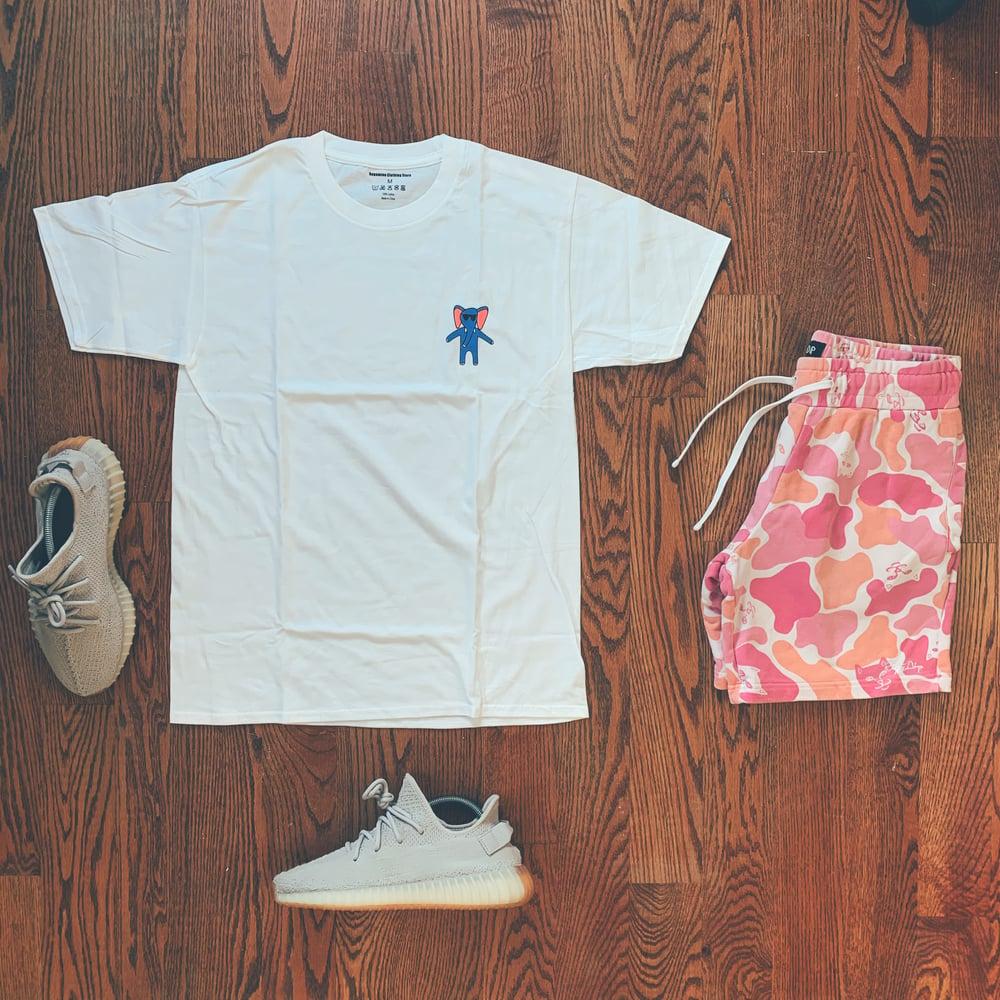 Image of 100% premium Cotton Elephant T-Shirt