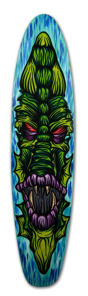 "Image of ""Creature from the Black Lagoon"" by Brandon Clark"