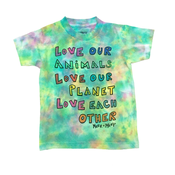 "Image of LOVE OUR WORLD - ""UNDER THE SEA"" (SIZE 2T)"