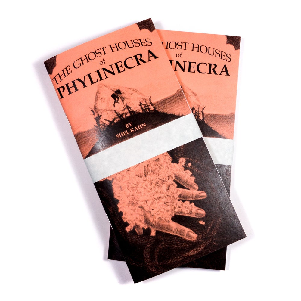 Image of The Ghost Houses of Phylinecra - Dungeon Zine