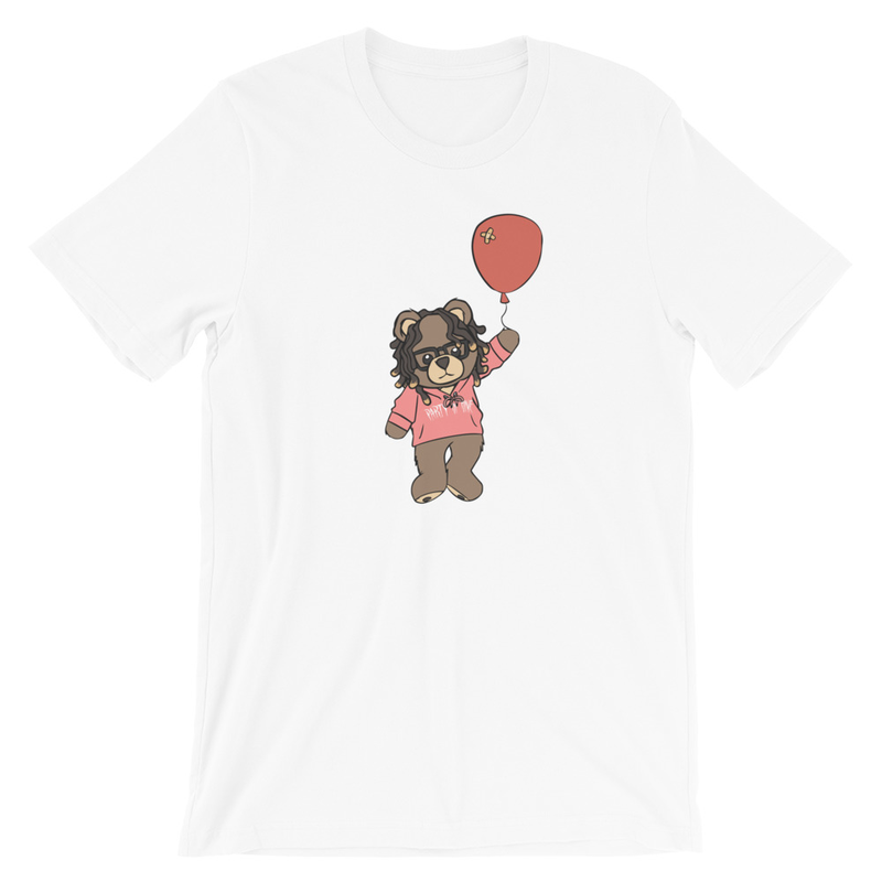 Image of Oakley the Bear Tee (White)