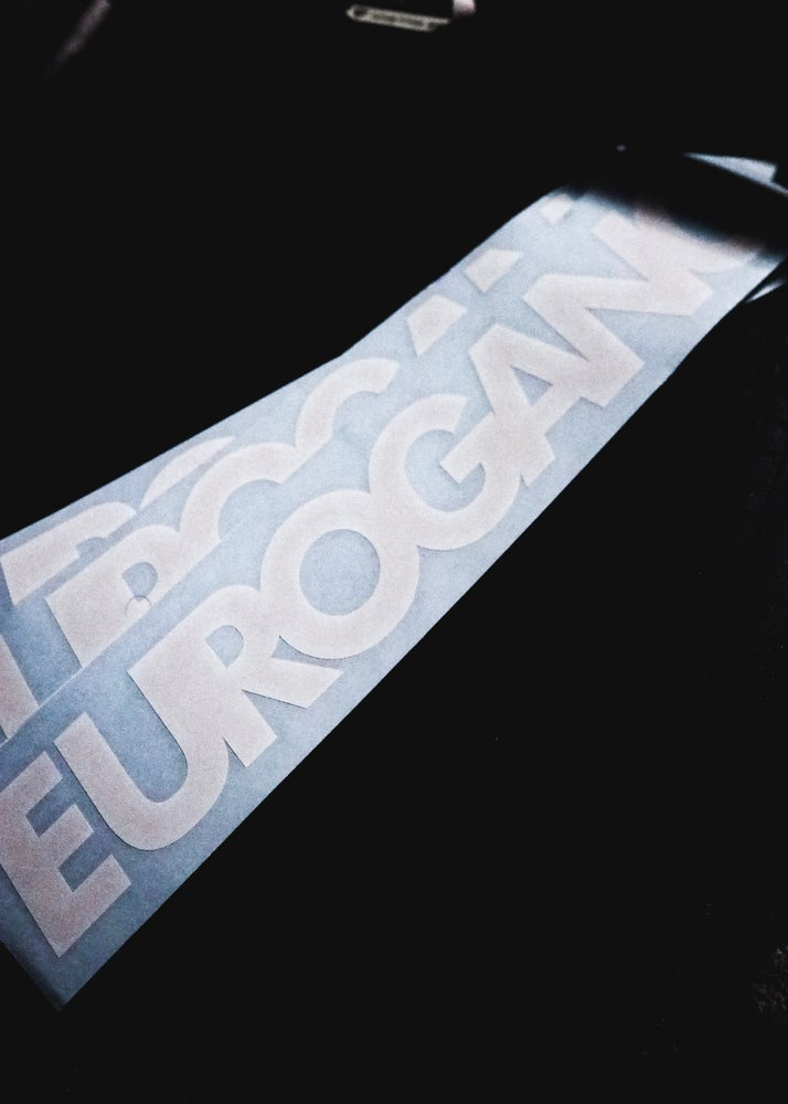 Image of EUROGANG 15x3 Banner