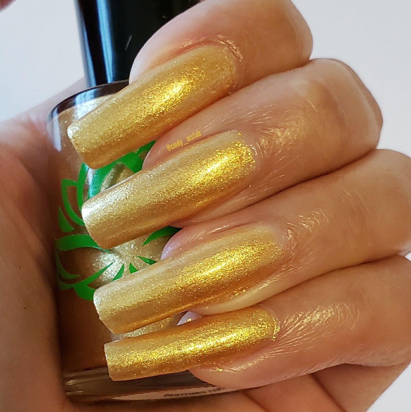 Image of Midas Touch Nail Polish