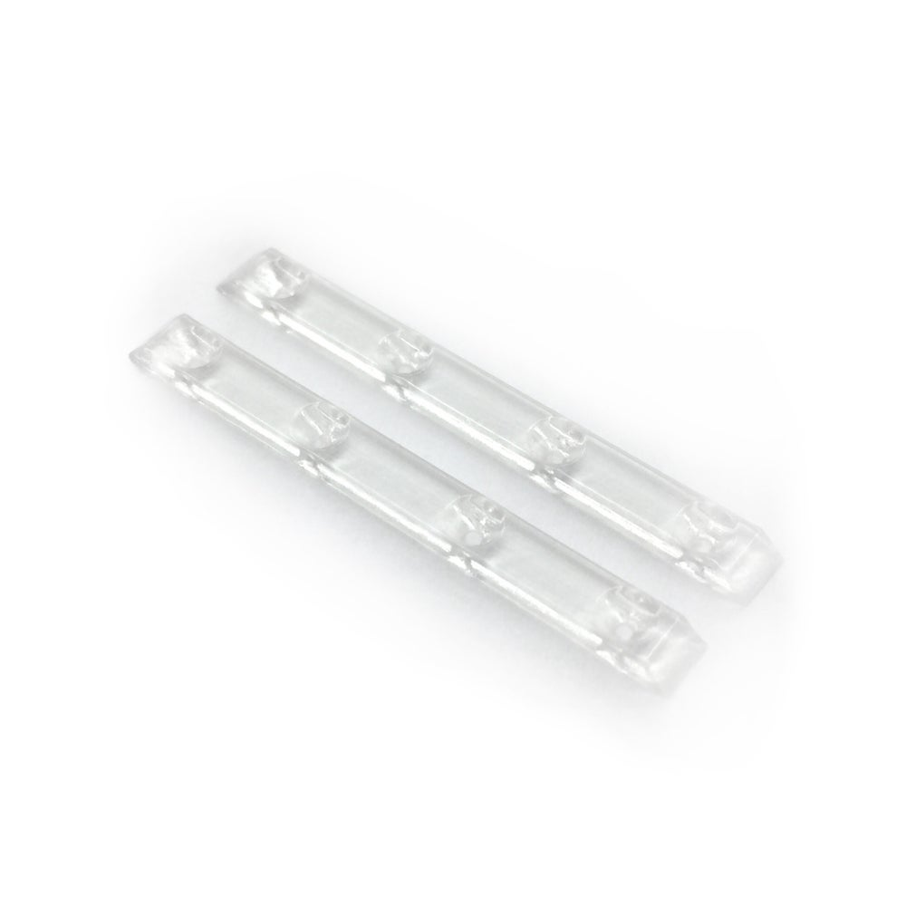 Image of CLEAR BOARD RAILS