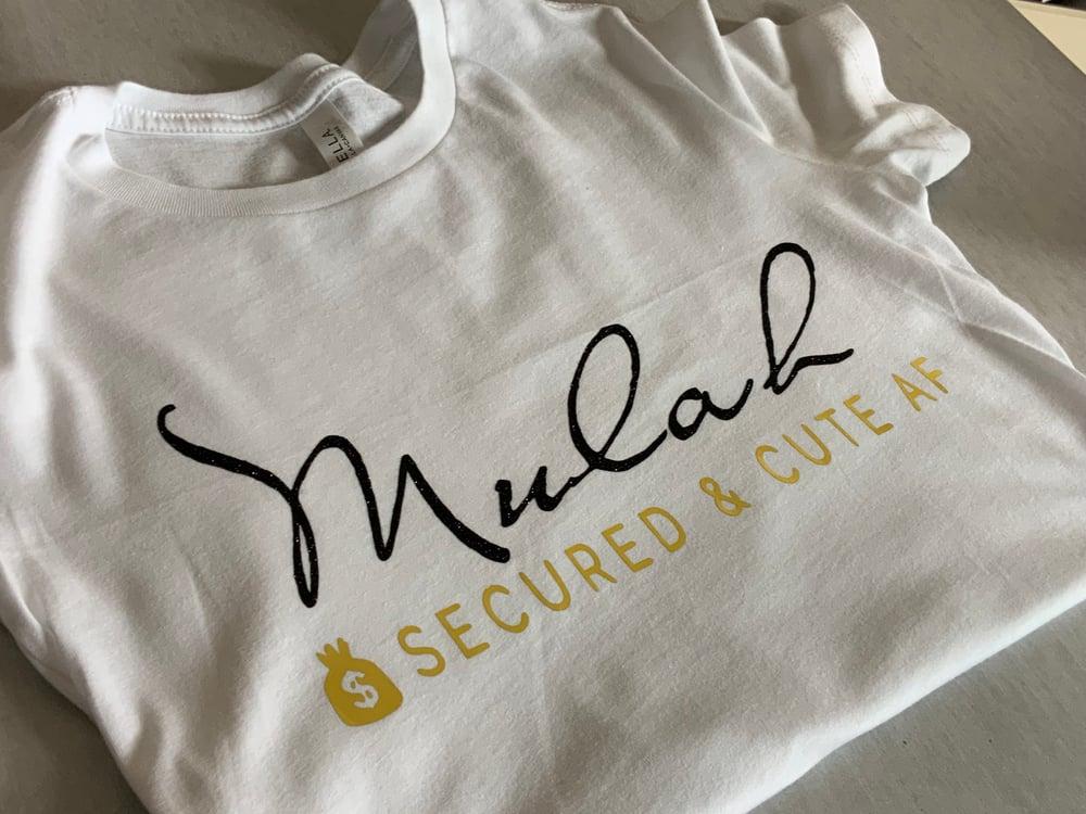 Bag Secured & Cute AF