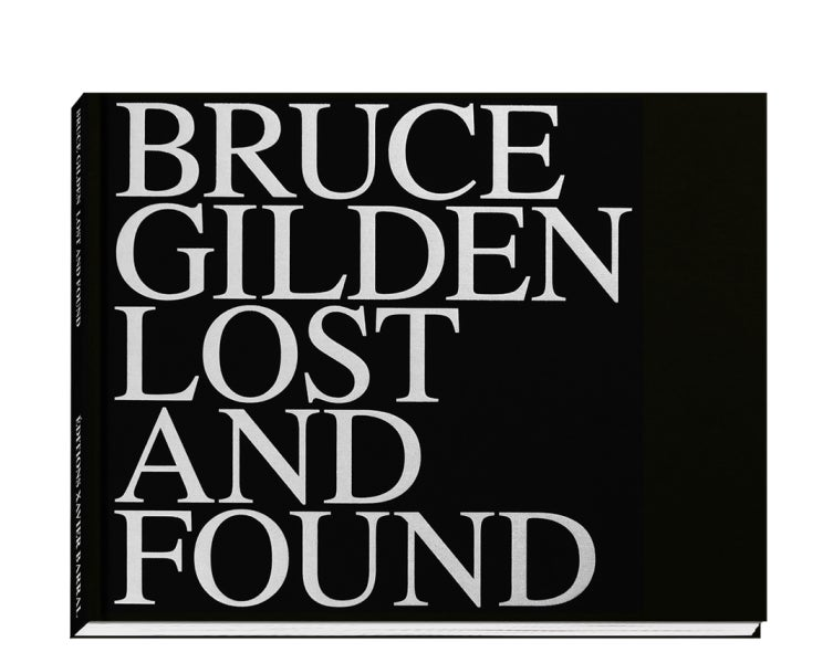 Image of  Lost and found Bruce Gilden
