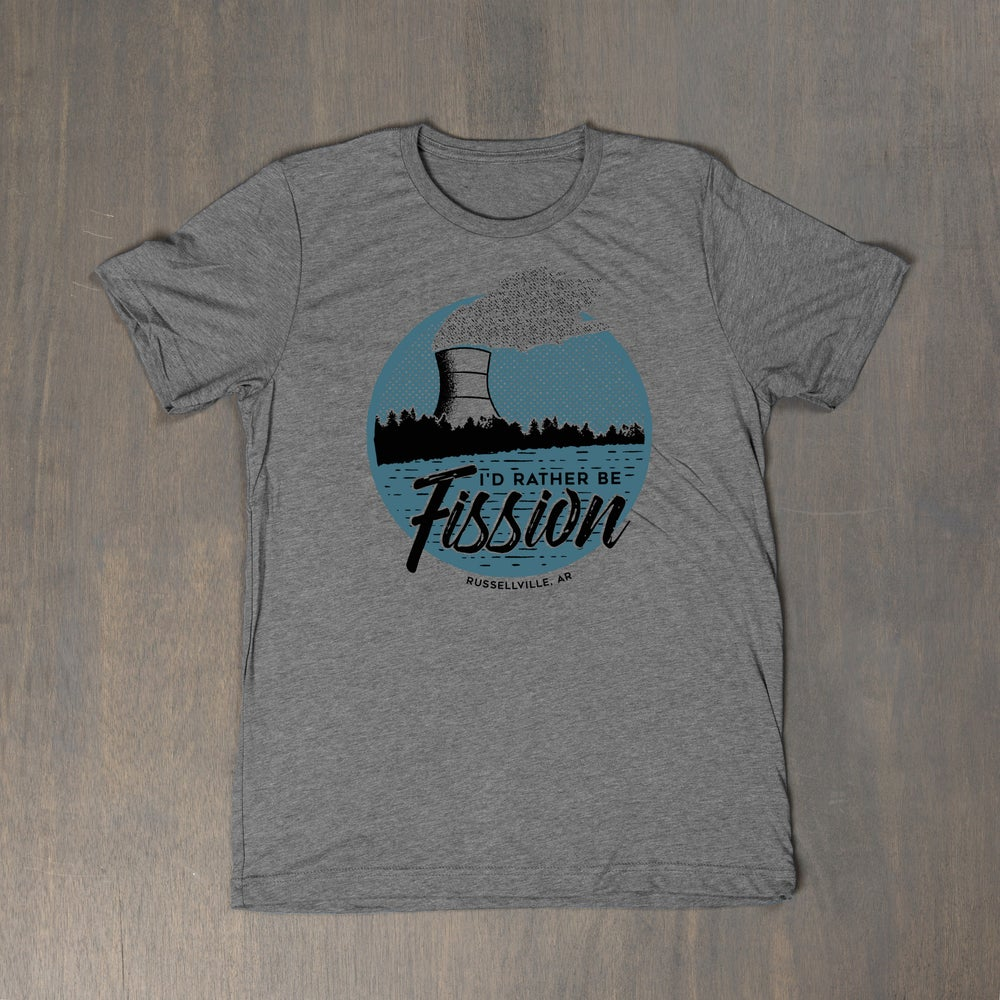 Image of I'd Rather Be Fission Russellville Crewneck