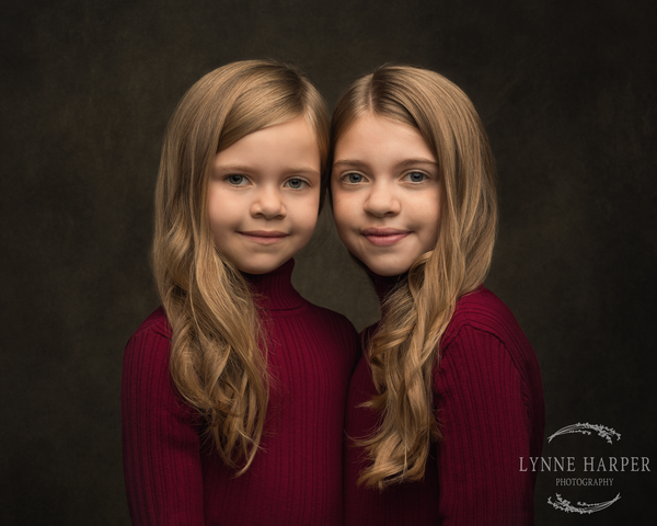 Image of Winter Portrait Session - Deposit