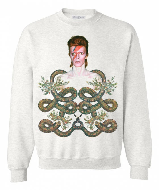 Image of Bowie Snakes Sweat shirt