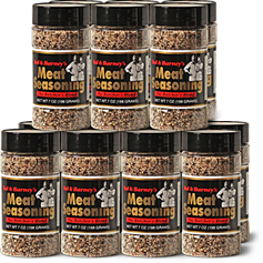 Image of Meat Seasoning - 12 Jar Case