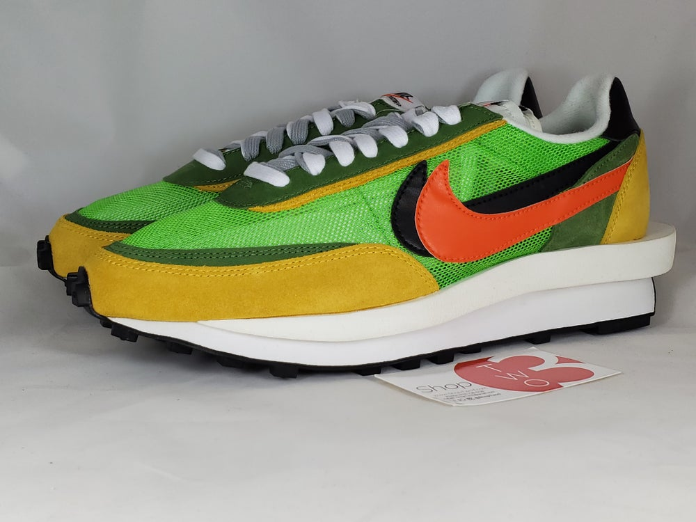 Image of Nike Sacai Green Gusto