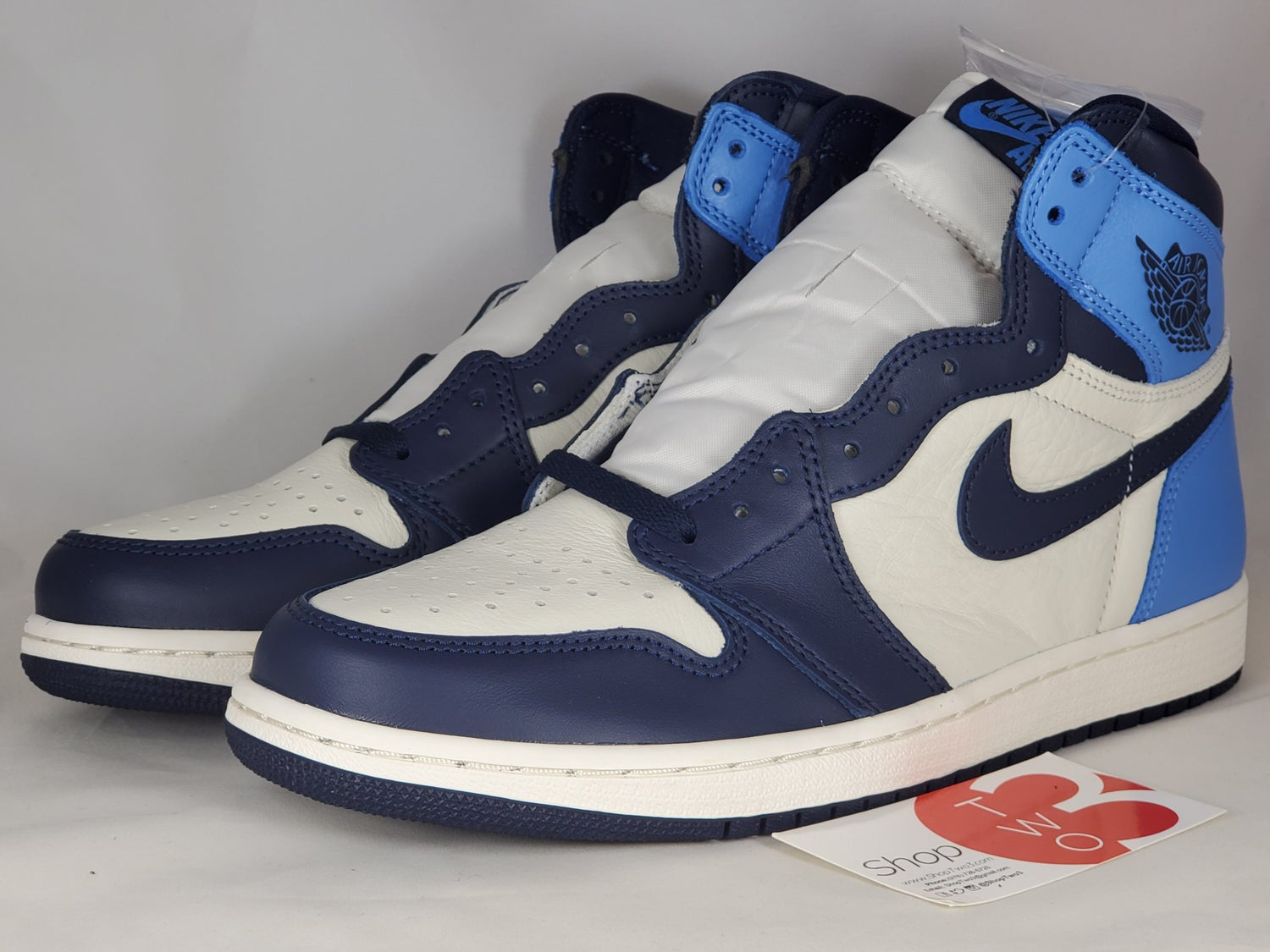 Image of Air Jordan 1 Retro Obsidian