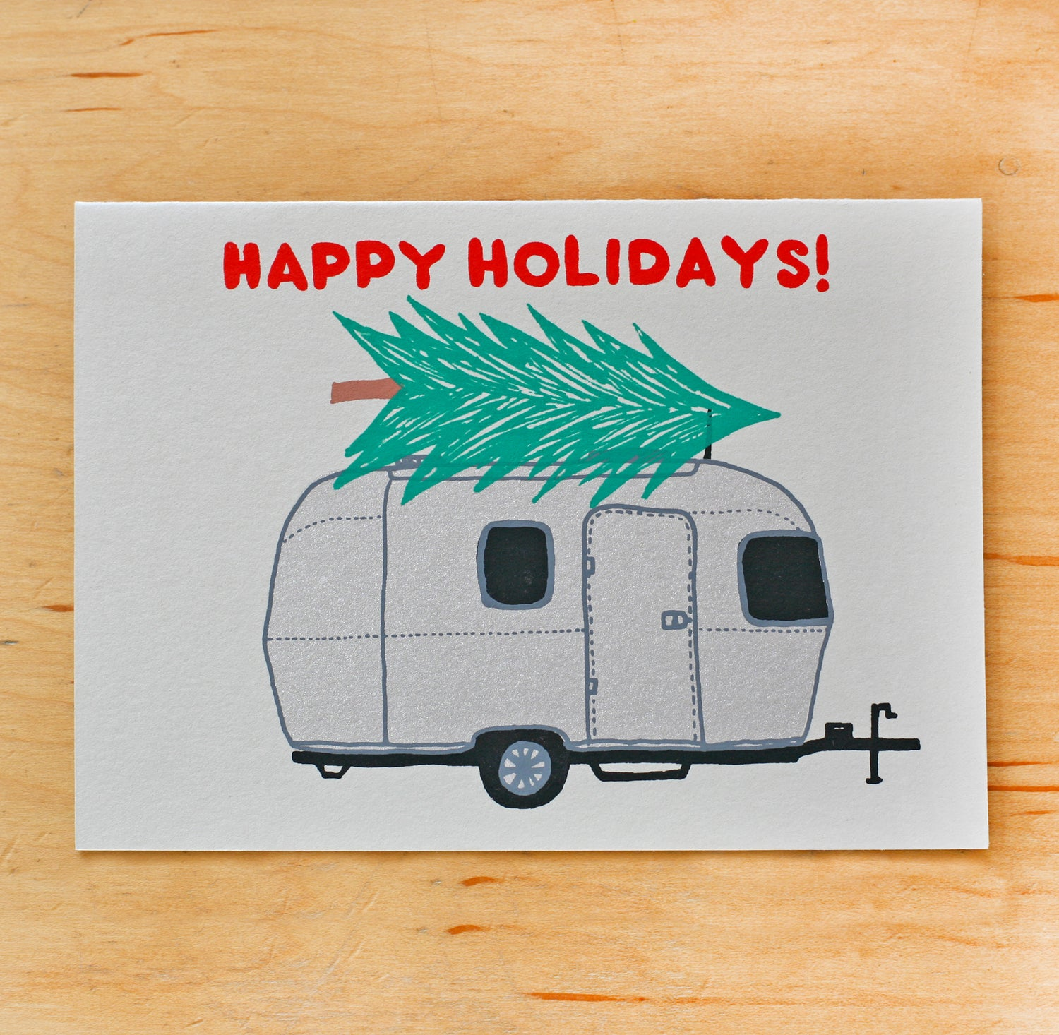 Image of Holiday Airstream