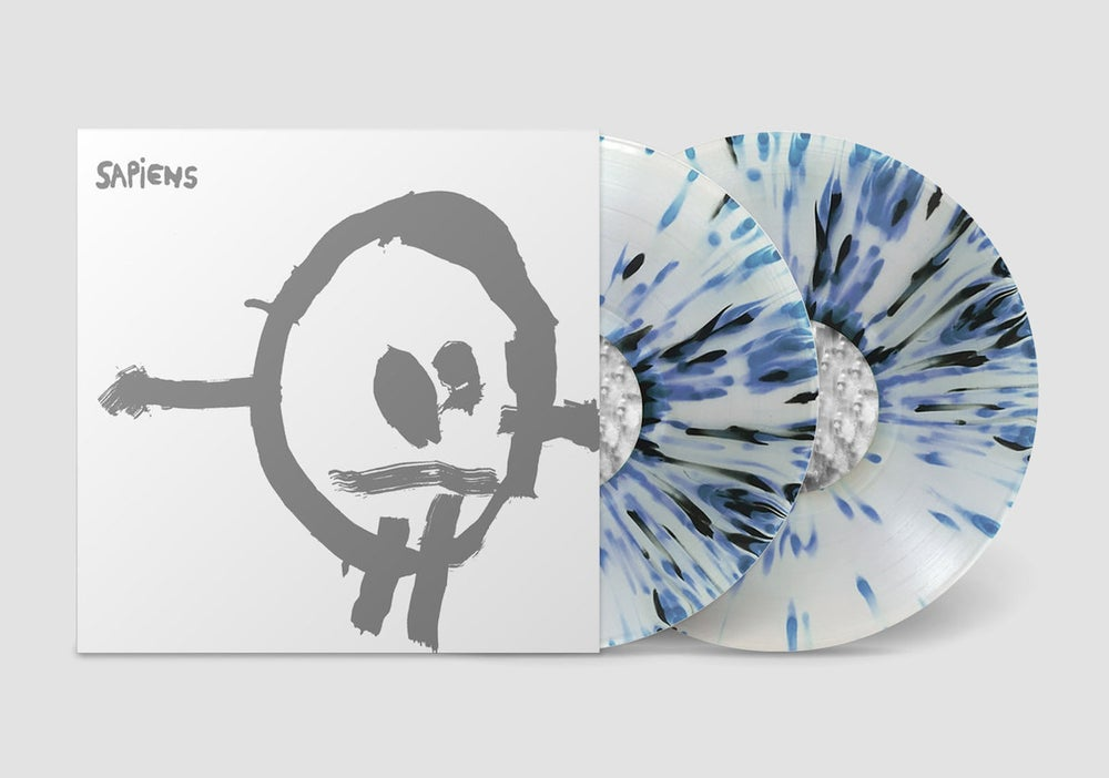 Image of Sapiens Multicolored Splatter Vinyl Double LP