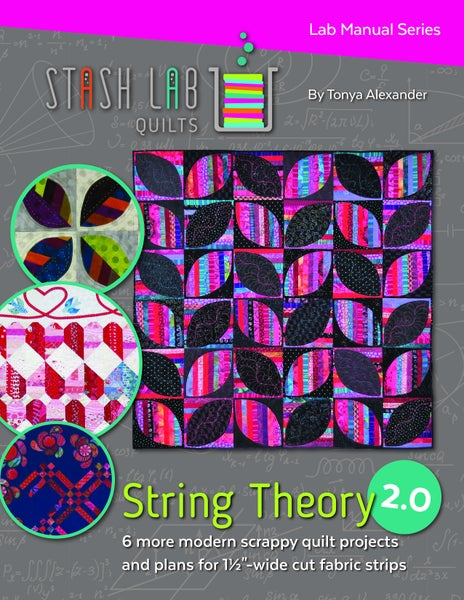 Image of String Theory 2.0 - Lab Manual Series