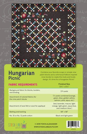 Image of Hungarian Picnic