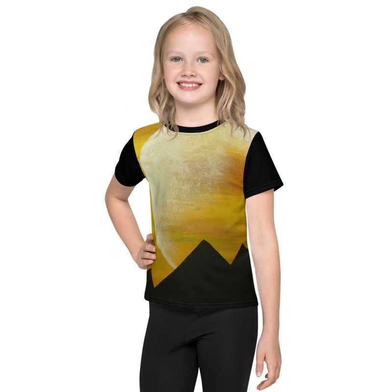 Image of Moon of Gyza - Kids Tee