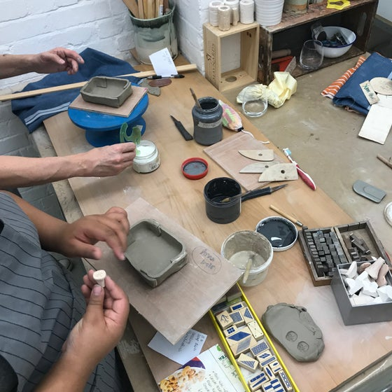 Image of Pottery Pairs : Private Class