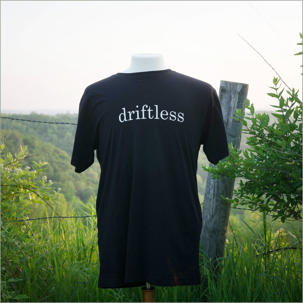 Image of Classic driftless Organic Cotton T-shirt