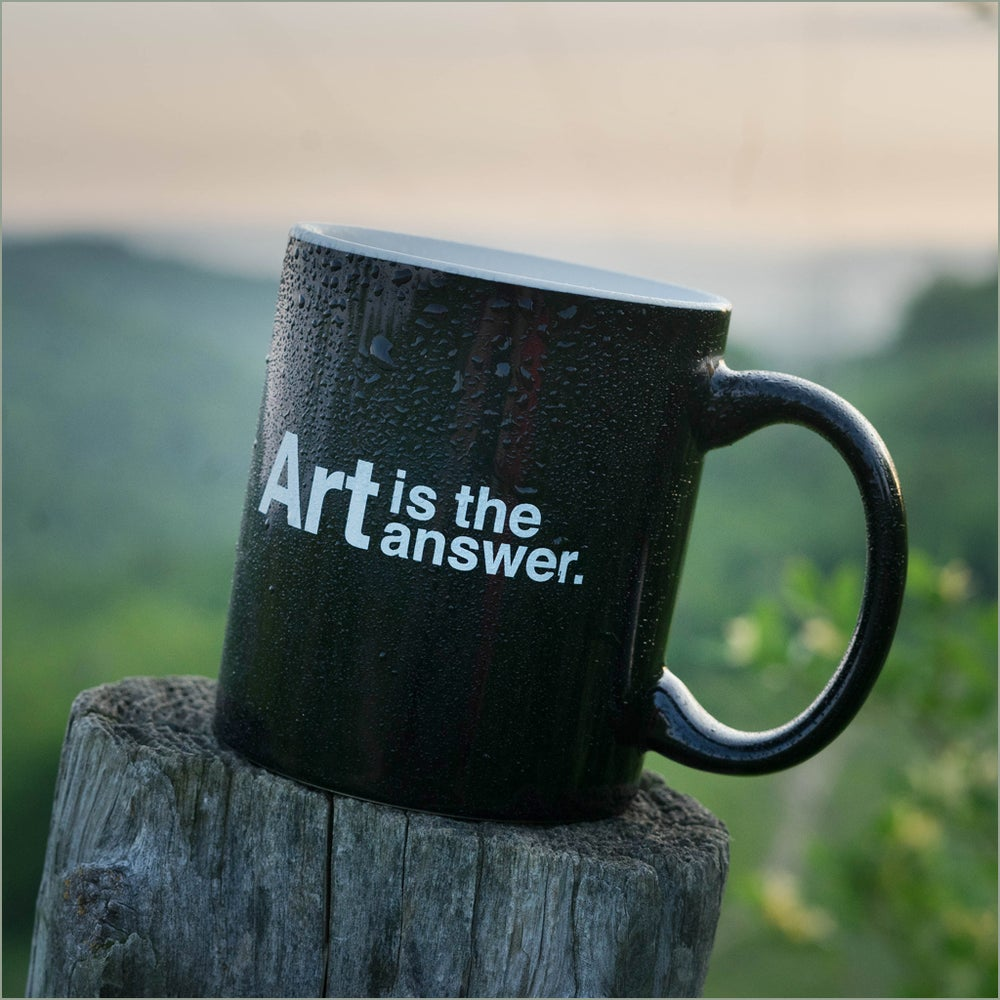 Image of Art is the Answer Mug
