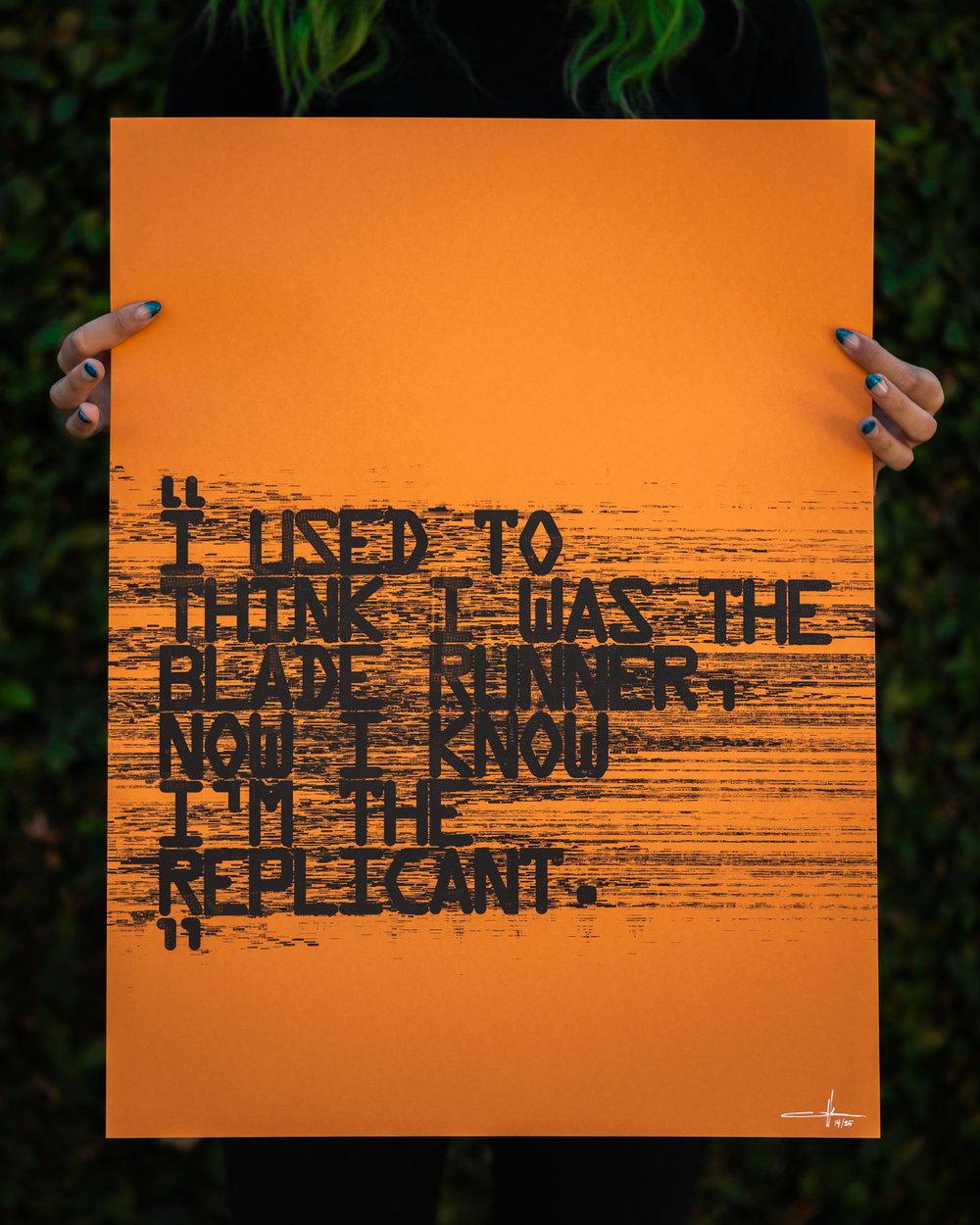 Image of REPLICANT