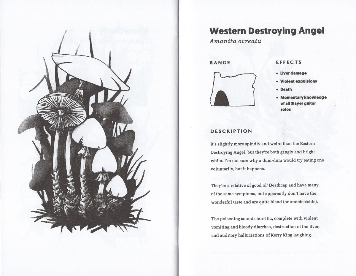 Image of Plants of the Pacific Northwest to Feed to Your Enemies