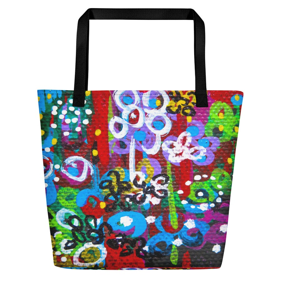"Image of ""Day Seven"" Extra Large Tote"