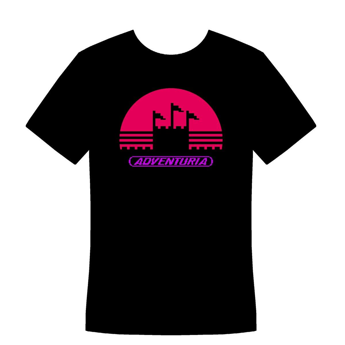 Image of Adventuria T-shirt