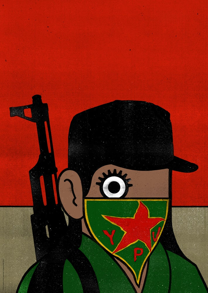 Image of YPJ by Paul Insect