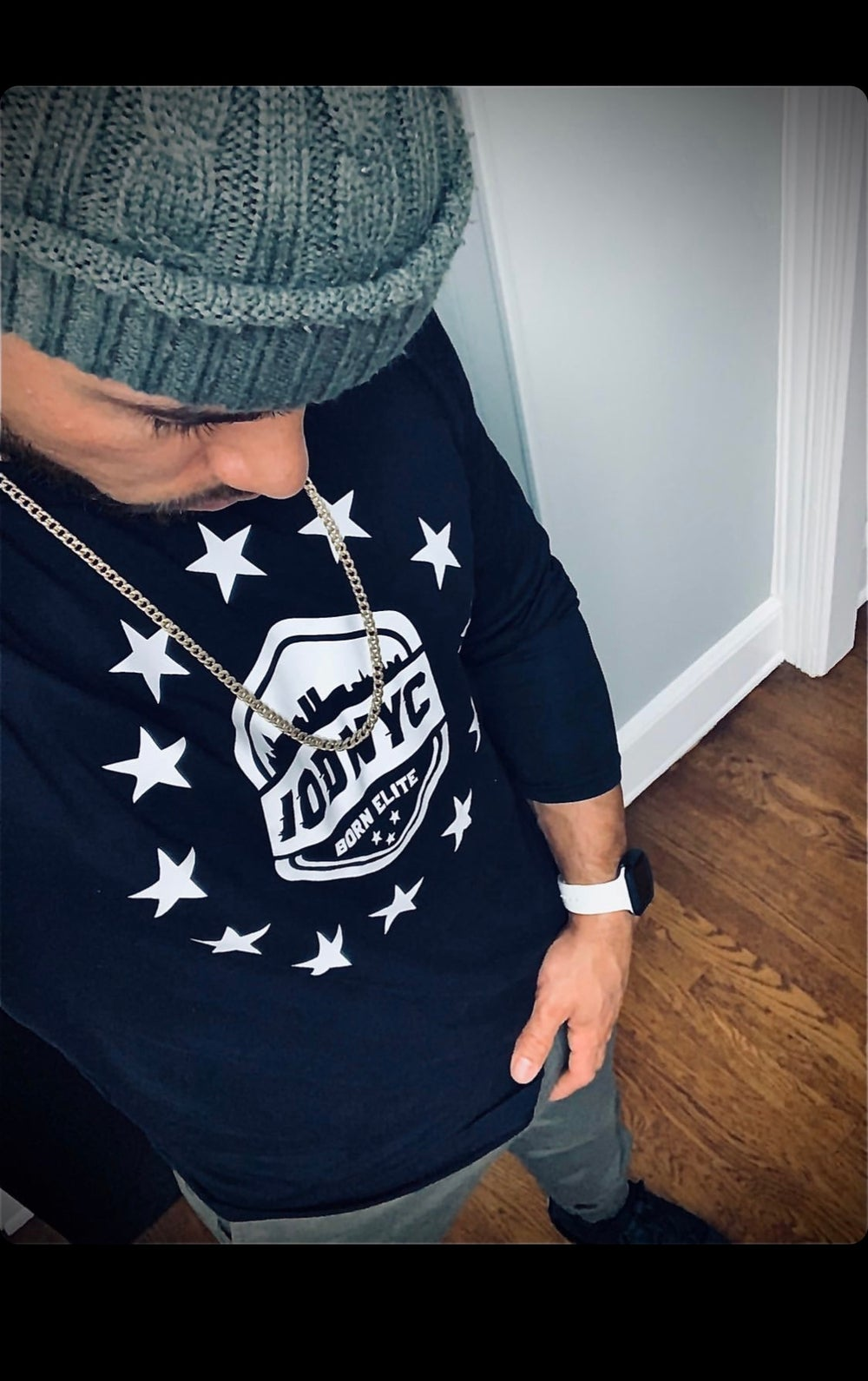 Image of Born Elite Crew Neck Sweater