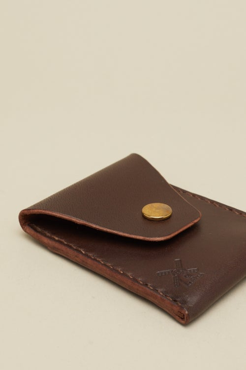 Image of Card Pouch in Walnut