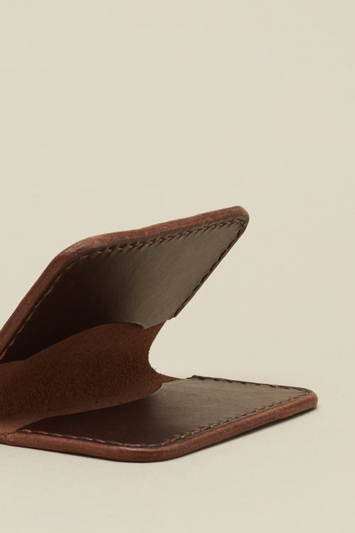 Image of Fold Wallet in Walnut