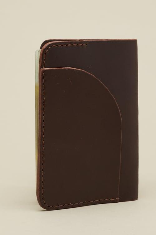 Image of Passport Case in Walnut