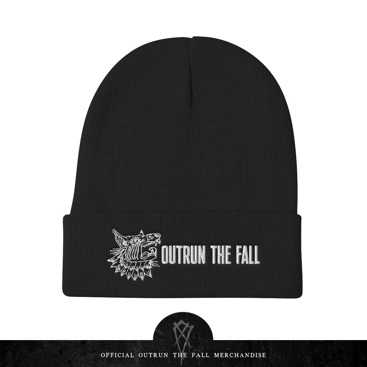 Image of Outrun The Fall | Jackal Beanie