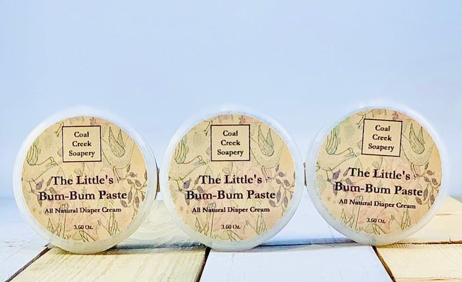 Image of Little's Bum Bum Paste