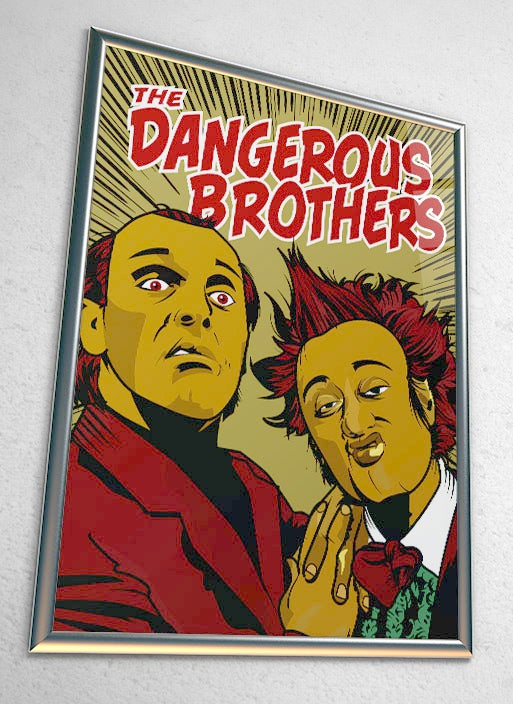 Image of Dangerous Brothers