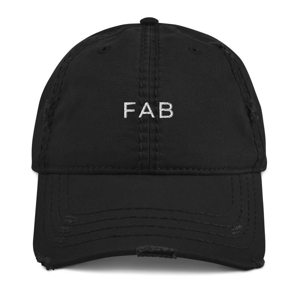 Image of The FAB Hat - Distressed