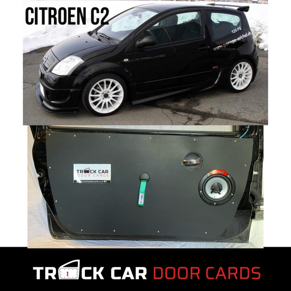 Image of Citroen C2 - Original Handle Version