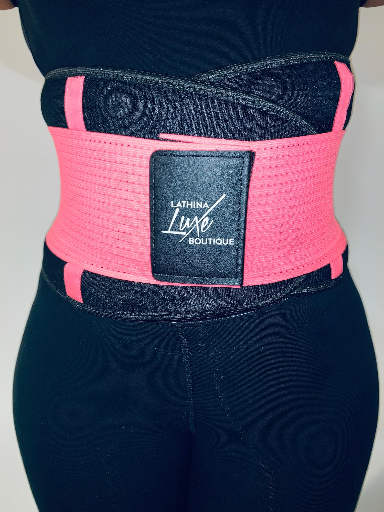 Image of Luxe Sweat Belt
