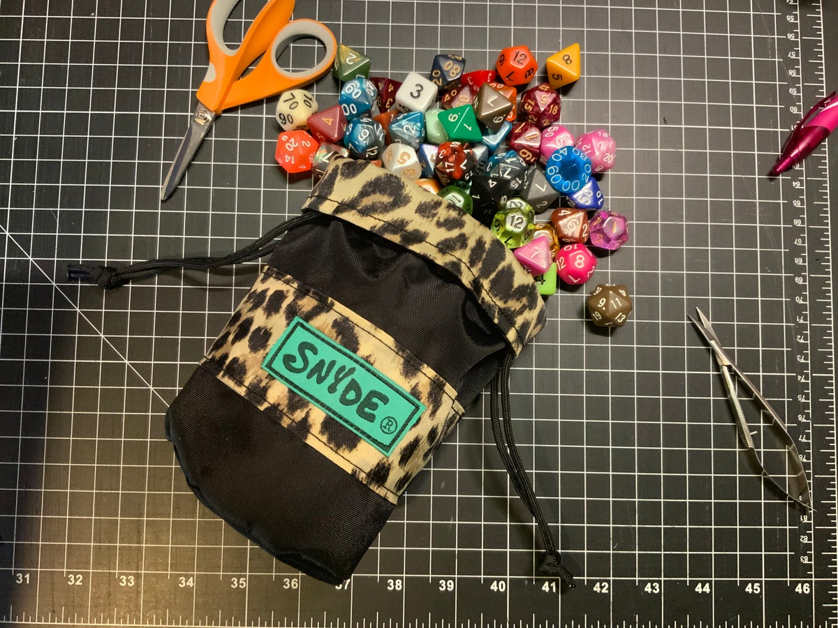Image of Dungeon Masters Dice Bag