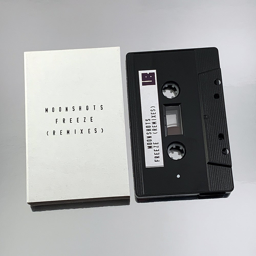 Image of Freeze Remixes (Limited Edition Audio Cassette)